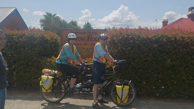 Boutique Motel Sefton House Tumut is a great place to stay for Cycling Groups touring the Tumut Snowy Mountains Region.