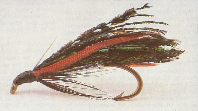 The Red Bandit is used by Tony From Tumut Fly Fishing.