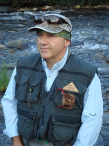 Tumut Fly Fishing Instructor Tane