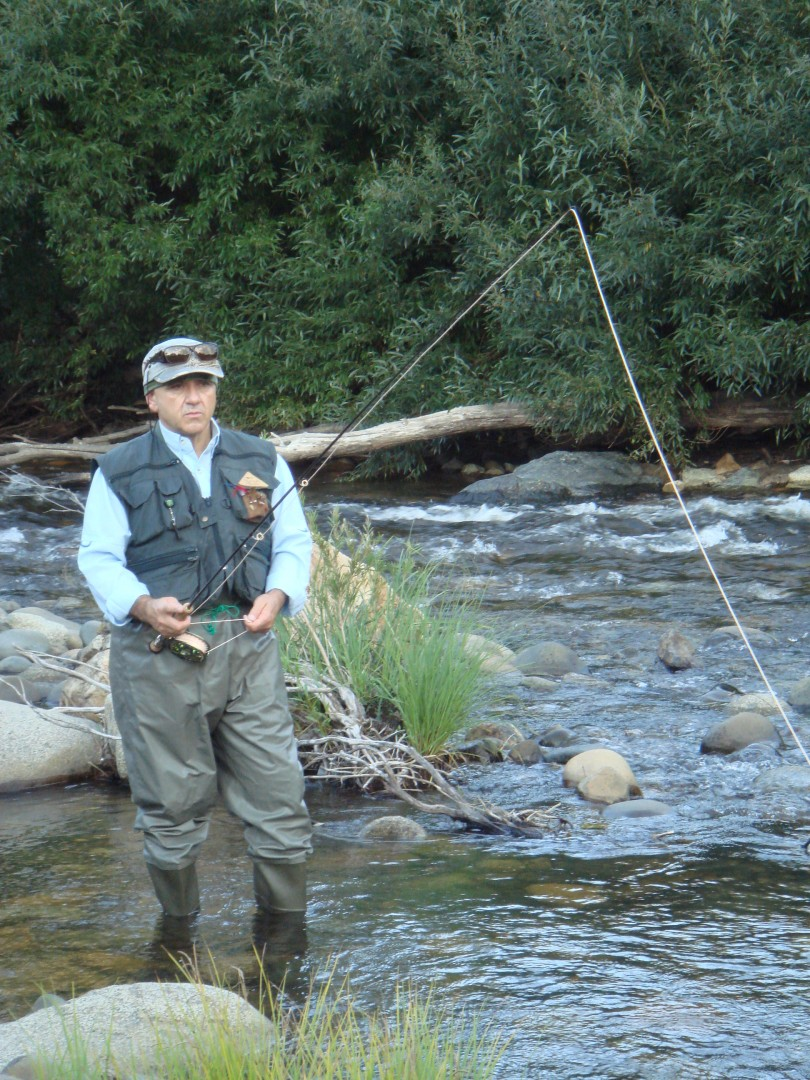 Tony From Tumut Fly Fishing