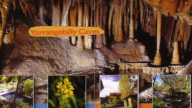 Yarrangobily caves a beautiful group experience near Boutique Motel Sefton House